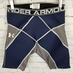 UNDER ARMOUR | Heat Gear compression base shorts